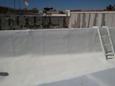 PU Foam Concrete